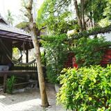 Designový bungalov, 1 ložnice, kuchyňský kout, u pláže - Průčelí hotelu