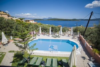 Picture of Oasis Hotel in Lefkada Island