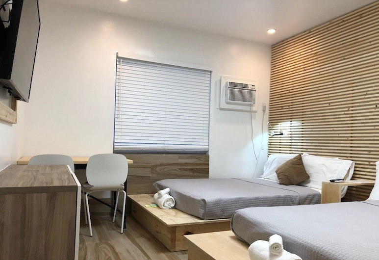 Stay Inn, Dania Beach, UNIQUE QUEEN LOOK, Guest Room