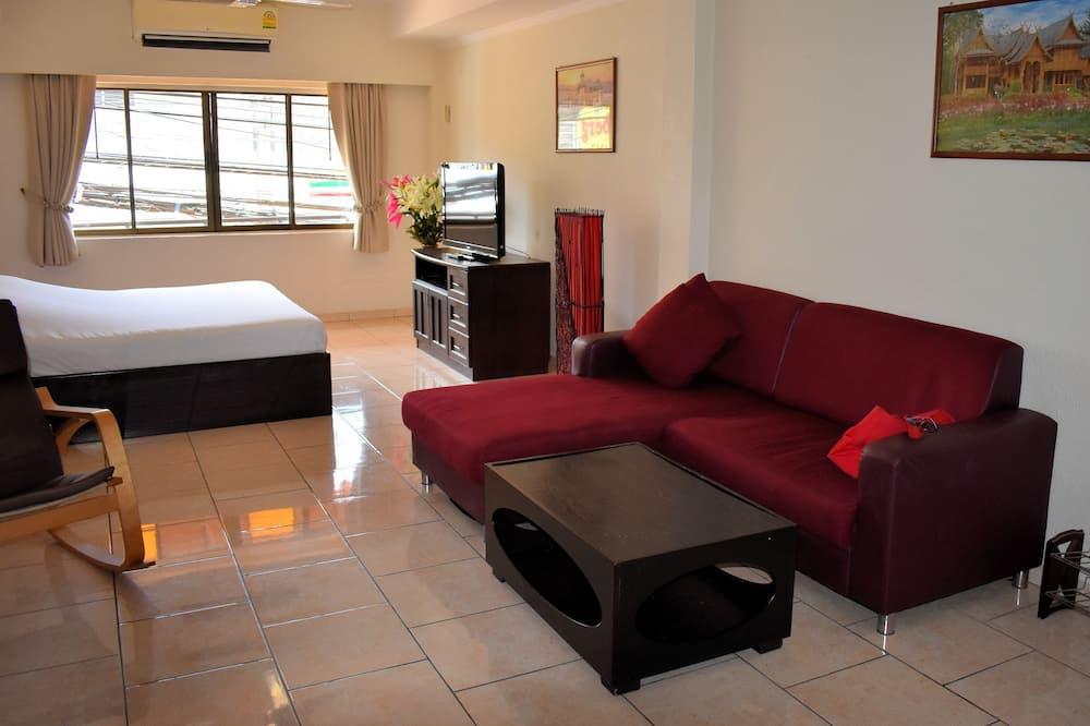 Deluxe Suite - Житлова площа