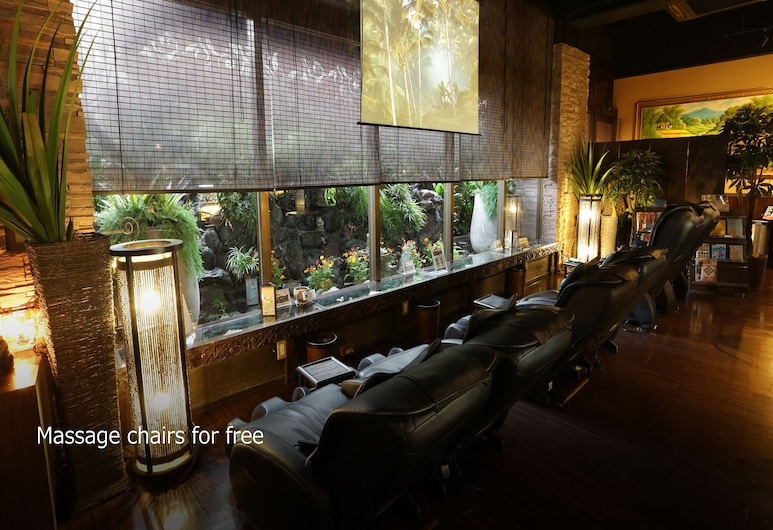 Hotel Bali An Resort Kinshicho - Adults Only, Tokyo, Ingresso interno