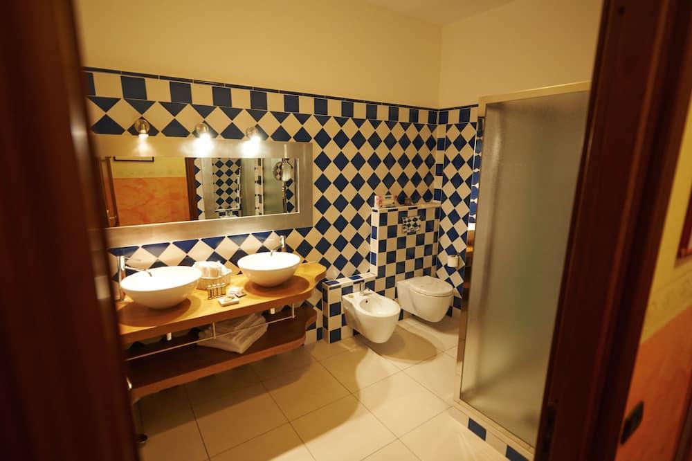 Numeris (Dimora Storica) - Vonios kambarys