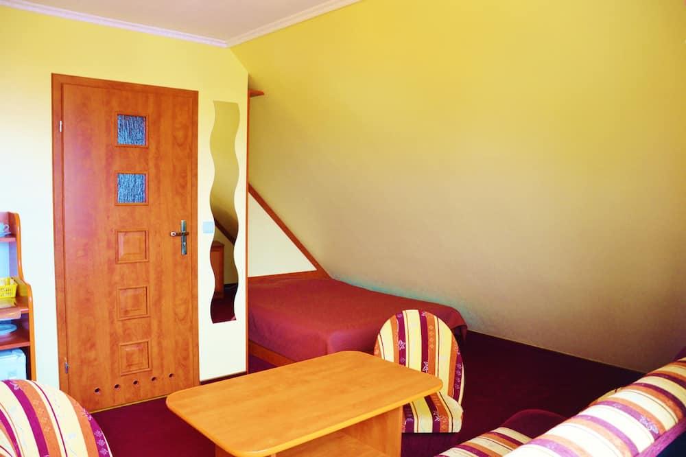 Habitación, balcón (Panorama, 3rd floor) - Sala de estar