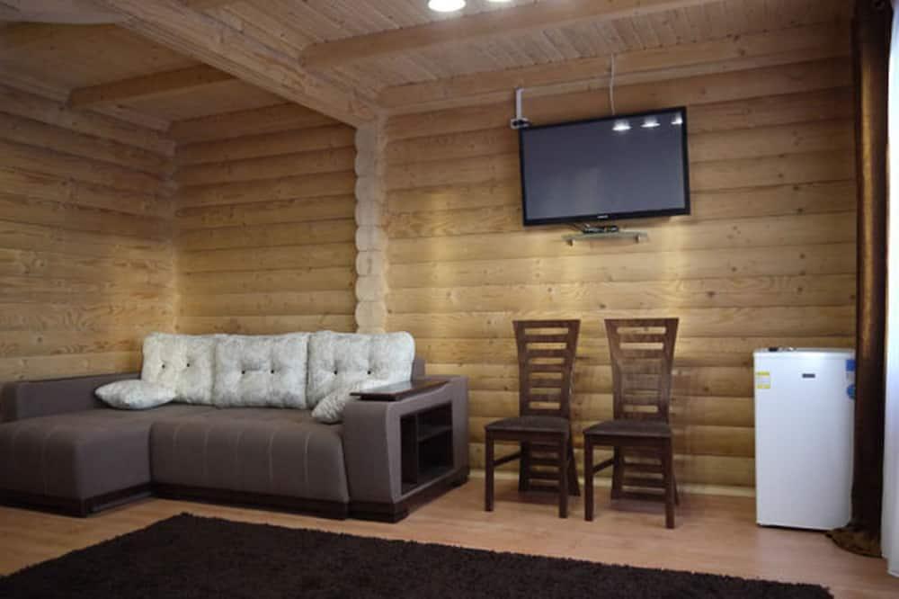 Apartmán typu Junior, súkromná kúpeľňa - Obývačka