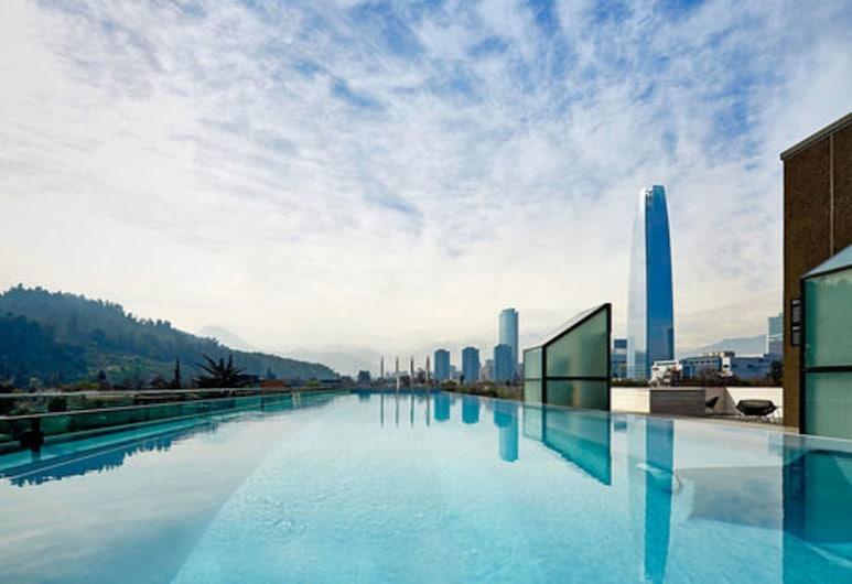Ladera Hotel, Santiago, Bazén