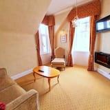 Junior Suite, Sea View (Room 10) - Living Area