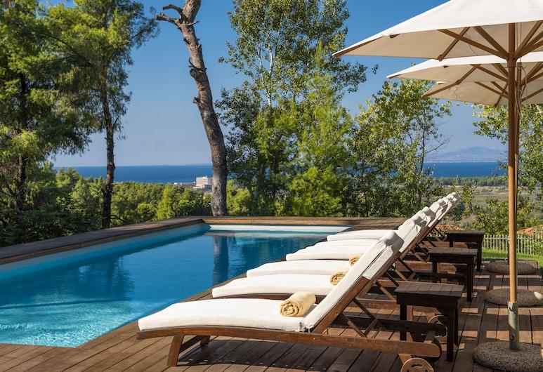 The White Villa At Sani, Kassandra, Outdoor Pool