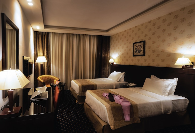 Seven Roses Hotel, Amman, Chambre Standard Double ou avec lits jumeaux, Chambre