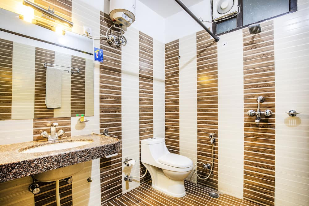 Chambre Simple Supérieure - Salle de bain