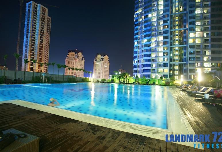 Calidas Landmark72 Royal Residence Hanoi, Hanoi, Outdoor Pool