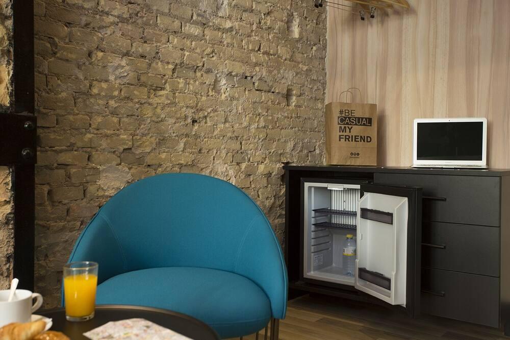 Двухместный номер «Премиум» с 2 односпальными кроватями - Мини-холодильник