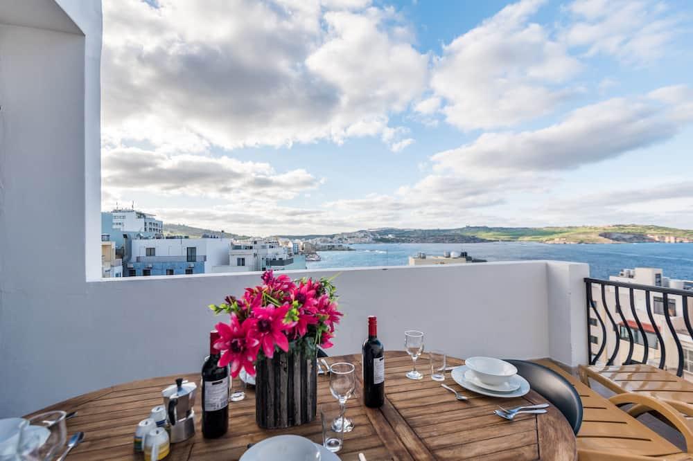 Panoramic Penthouse, 2 Bedrooms, Ocean View - Terrace/Patio