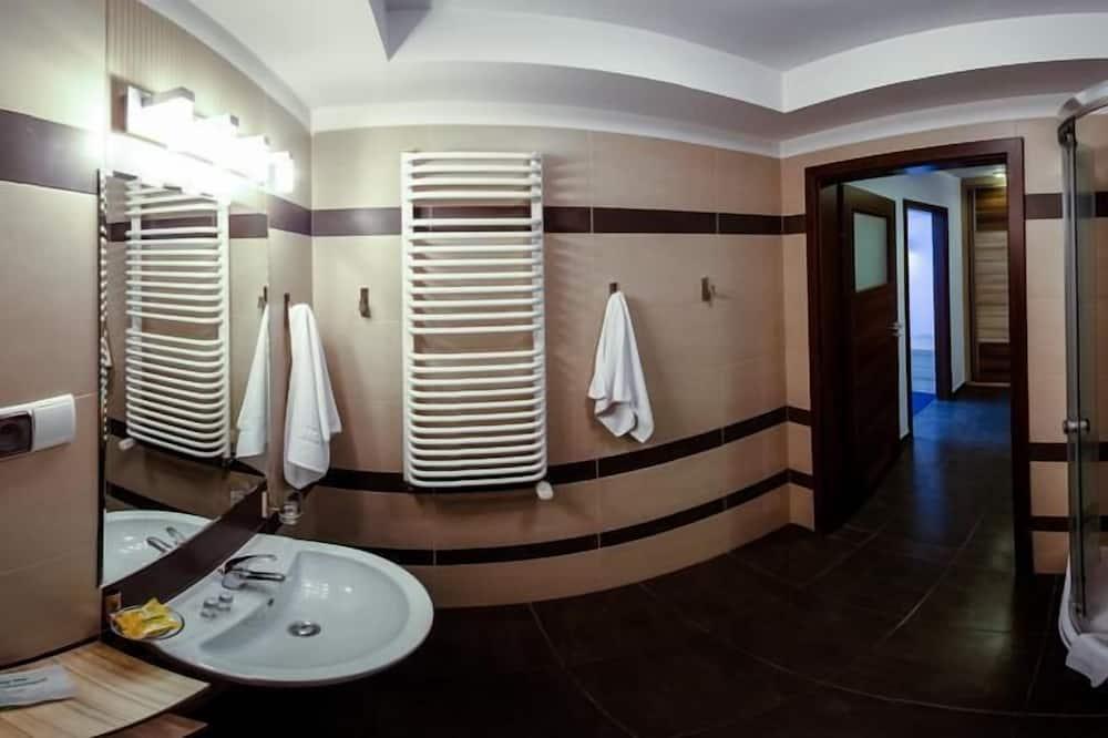 商務雙人房, 2 張單人床 - 浴室