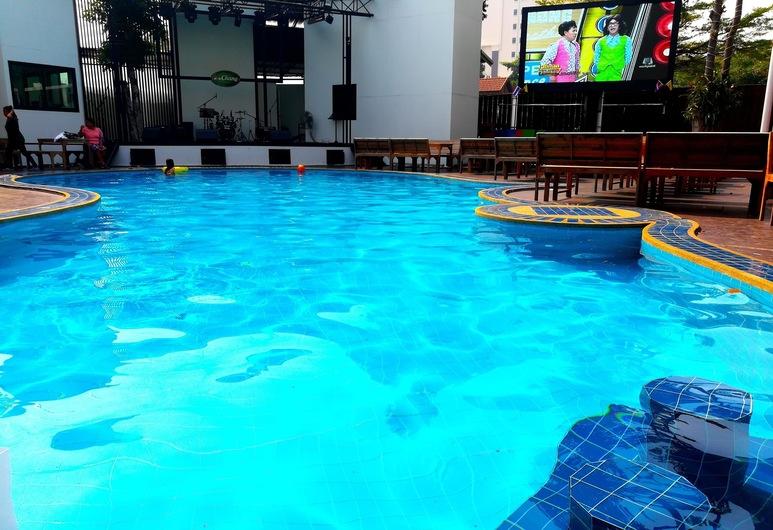 Nice Resort Pattaya, Pattaya, Pool