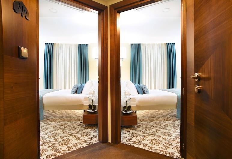 瑪爾德因飯店, 伊斯坦堡, 客房, 相連客房, 客房