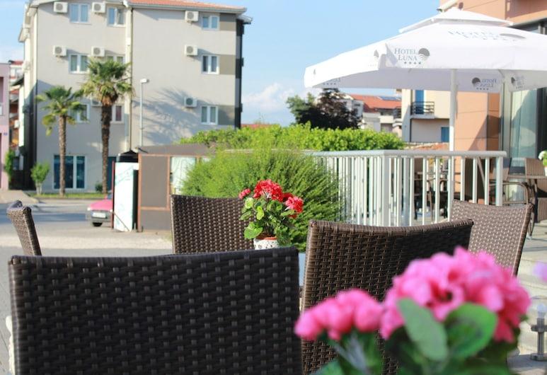 Hotel Luna, Medjugorje, Terrace/Patio