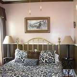 Δωμάτιο, 1 Queen Κρεβάτι, Τζάκι - Δωμάτιο επισκεπτών