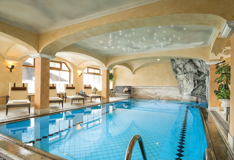 Hotel Alpenhof, Altenmarkt im Pongau, Kolam Renang Dalam Ruangan