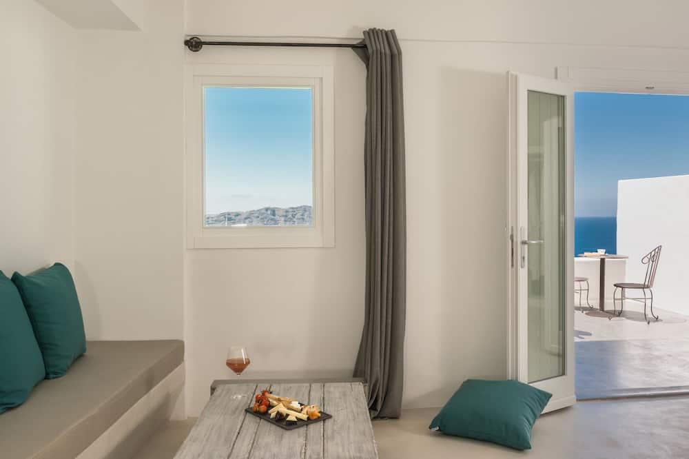 Suite (Absolute) - Sala de estar