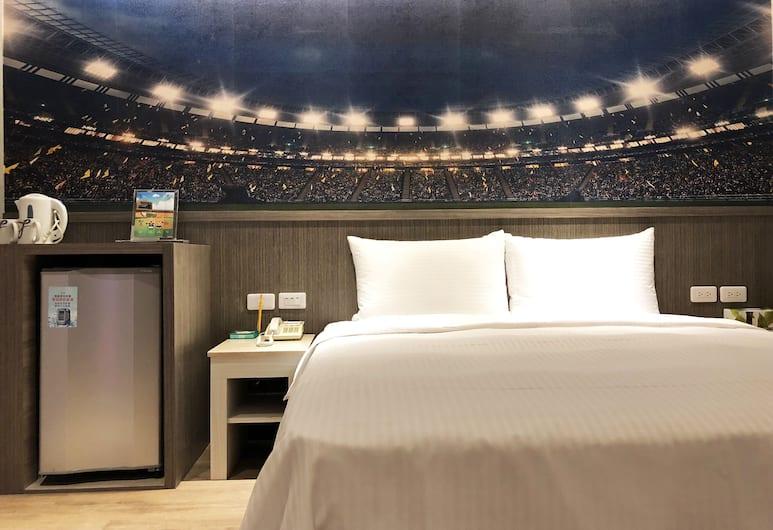 樂逸文旅-六合夜市棒球館, 高雄市, 標準雙人房, 客房