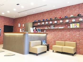Picture of La Hotel - Baseball Theme Hall in Kaohsiung