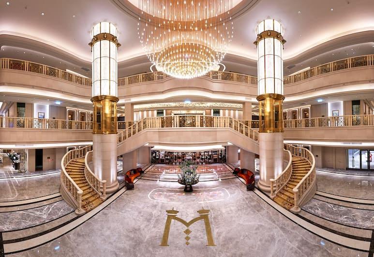 台北美福大飯店, Taipei, 大廳