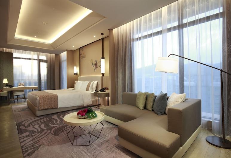Grand Mayfull Hotel Taipei, Taipei, Elite kamer (One King Bed), Uitzicht vanaf kamer