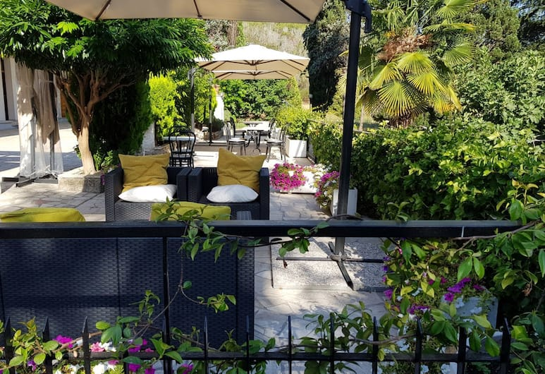 Hotel Boomerang, Rome, Terrace/Patio