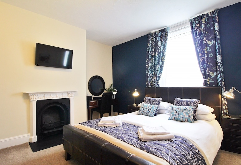 Rosslyn House, Whitby, Suite, Ensuite ( Room 3), Guest Room