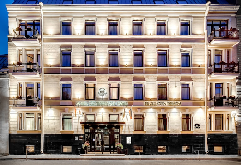 DOM Boutique Hotel by Authentic Hotels , Petrohrad