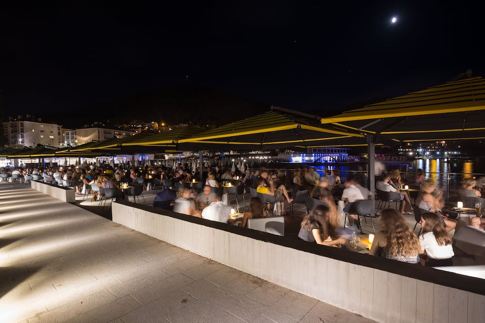 Bar na praia