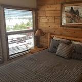 Cabane Premium, 2 chambres, vue montagne - Chambre
