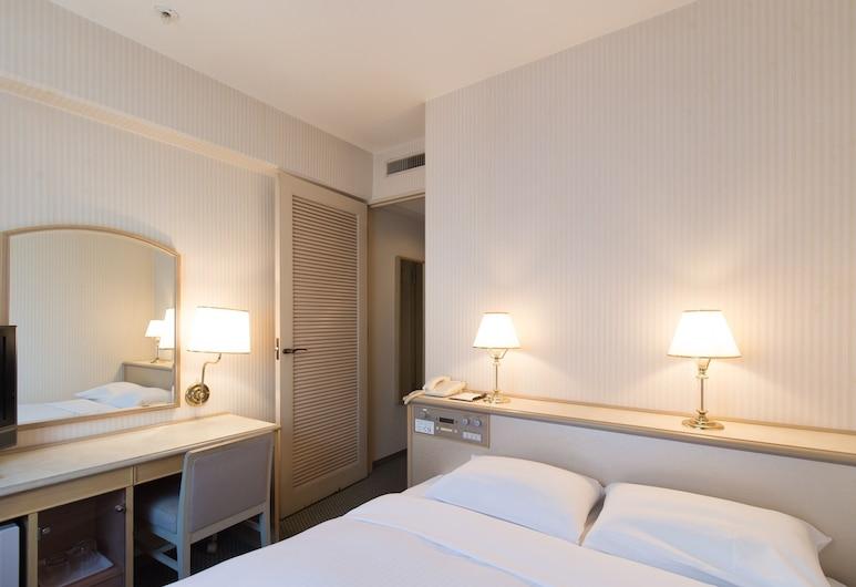 OYO Hotel Tetora Kitakyushu, Kitakyushu, Δίκλινο Δωμάτιο (Double), Καπνιστών, Θέα στην Πόλη, Δωμάτιο επισκεπτών