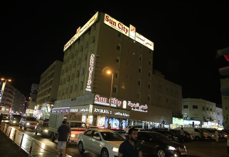 썬 시티 인터내셔널 호텔, 두바이