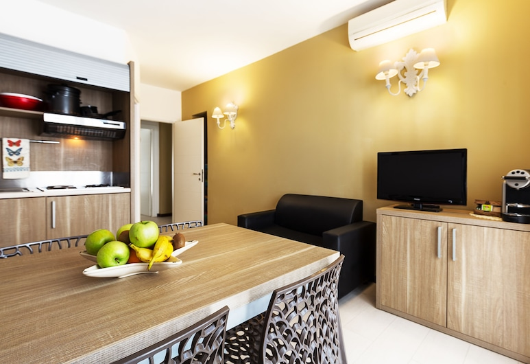 Le Residenze del Centro, Olbia, Standard-Apartment, 2 Schlafzimmer, Wohnbereich