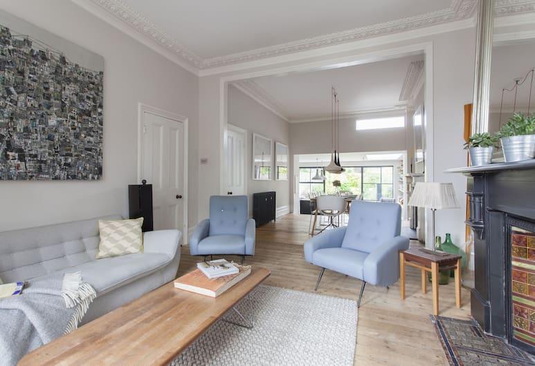 Ardilaun Road by onefinestay, London, Apartment, 4Schlafzimmer (Ardilaun Road), Wohnbereich