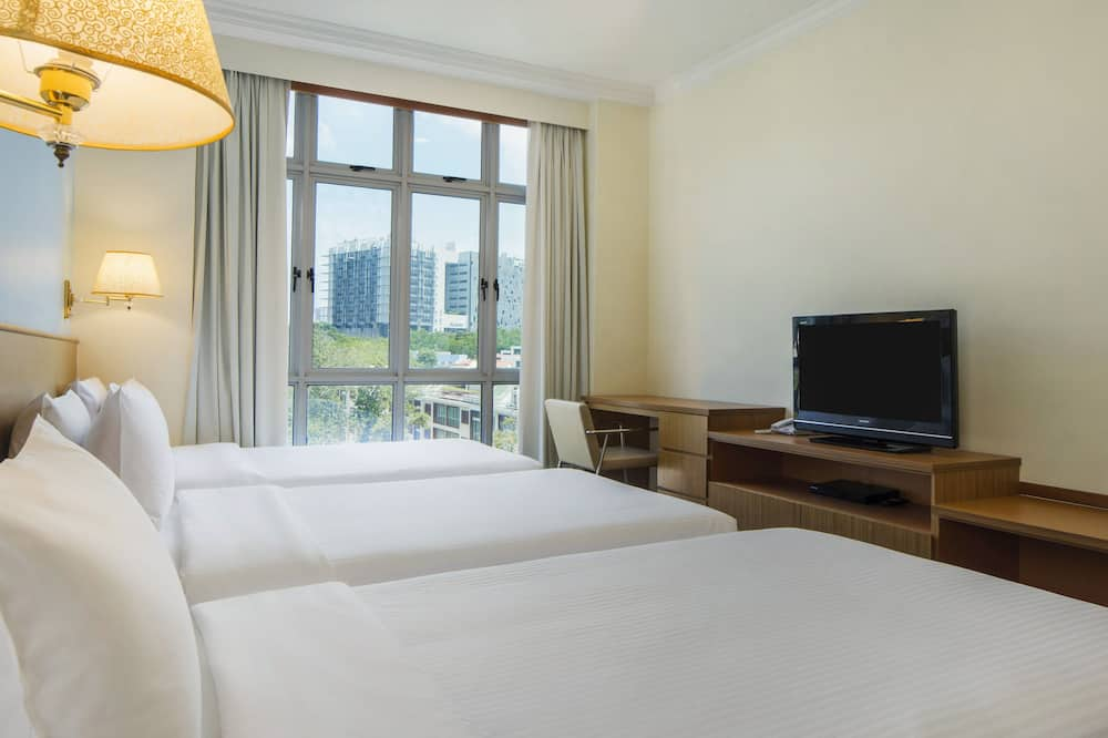 Standard Room, Multiple Beds - Guest Room View