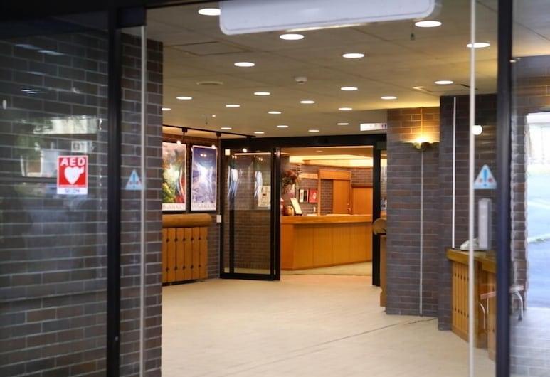 Shigaichii Hotel, Yamanouchi, Entrée intérieure
