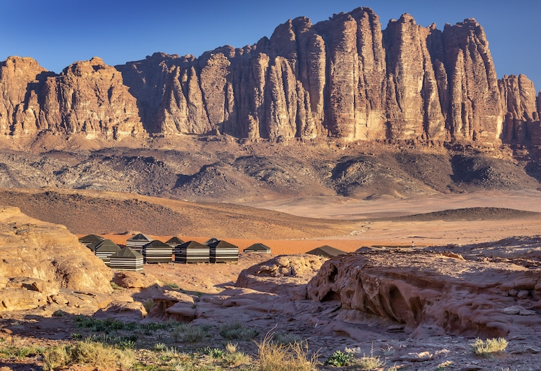 Mohammed Mutlak Camp, Wadi Rum, Room, 1 Double Bed, Mountain View, Mountainside, Guest Room