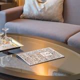 Chambre Confort - Coin séjour