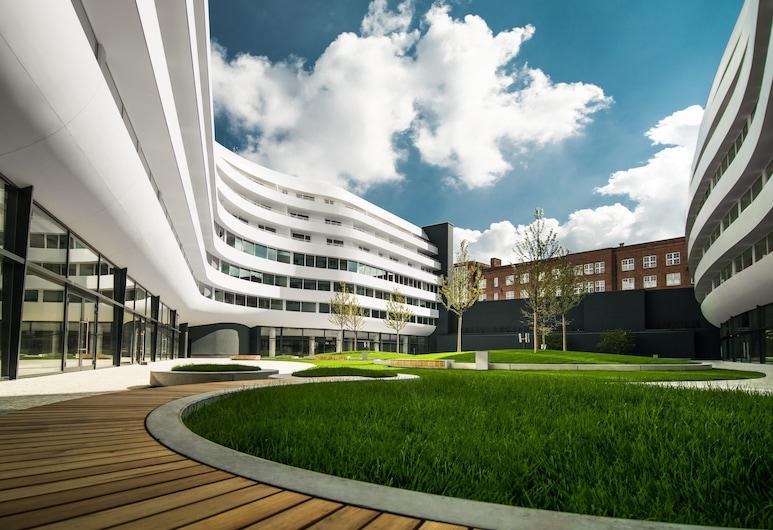 DoubleTree by Hilton Hotel Wroclaw, Wroclaw, Terraza o patio