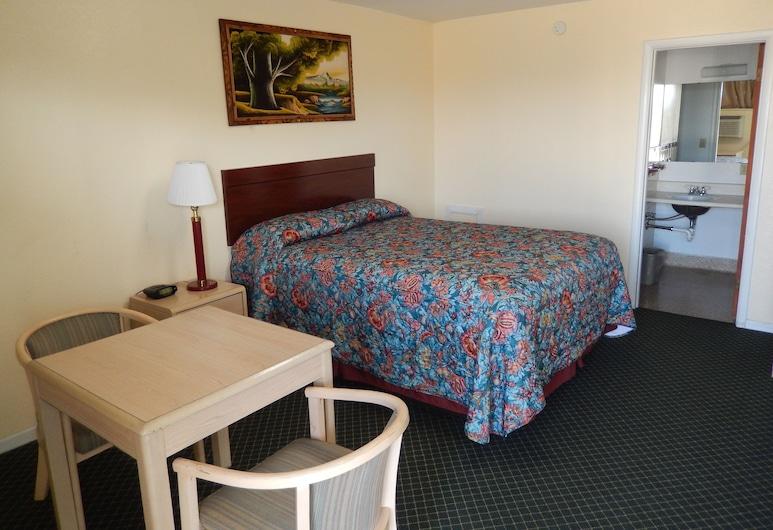 Townsman Motel, Boisisitija, Standarta numurs, 1 divguļamā karalienes gulta, nesmēķētājiem, Viesu numurs