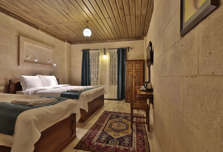 Cappadocia View Hotel, Nevsehir, Superior Triple Room, Guest Room