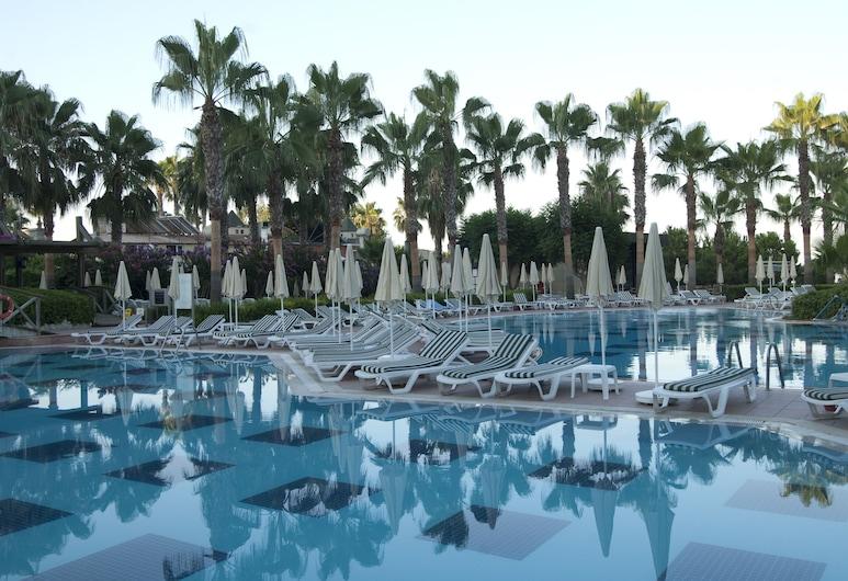 Trendy Palm Beach - All Inclusive, Side, Utendørsbasseng