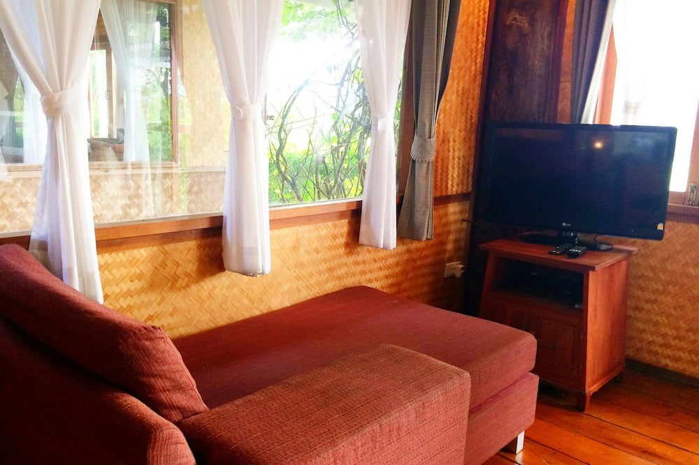 Villa With A/C - Obývacie priestory