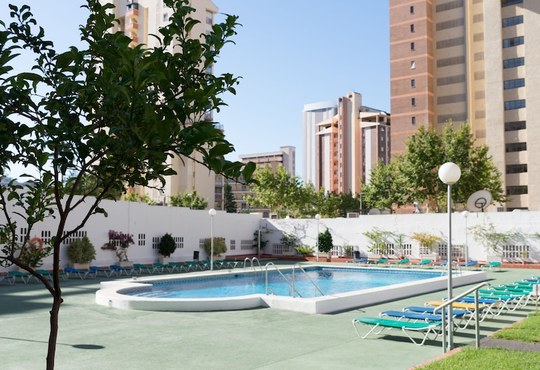 Apartamentos Gemelos 4 - Beninter, Benidorm, Kültéri medence