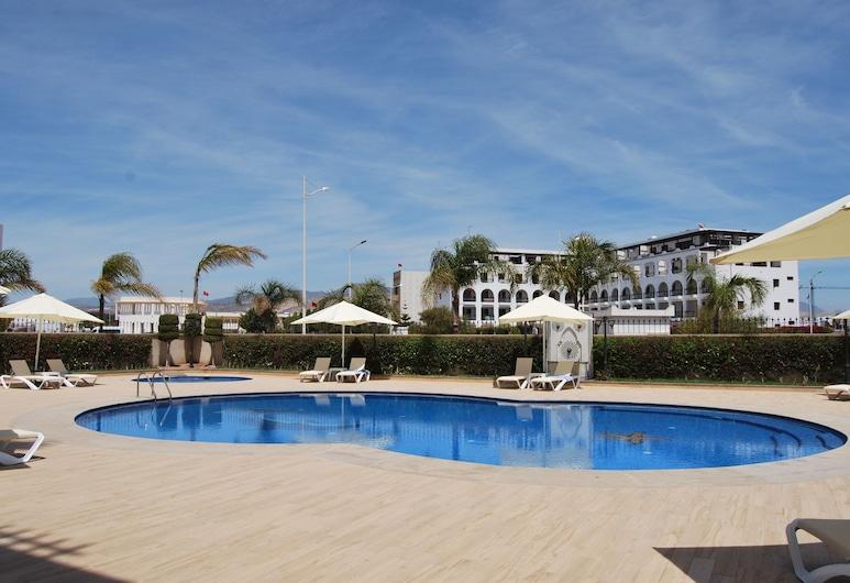 Residence Rofaida, Agadir, Piscina Exterior