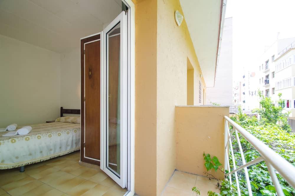 Δίκλινο Δωμάτιο (Double), 1 Διπλό Κρεβάτι, Μπαλκόνι - Μπαλκόνι
