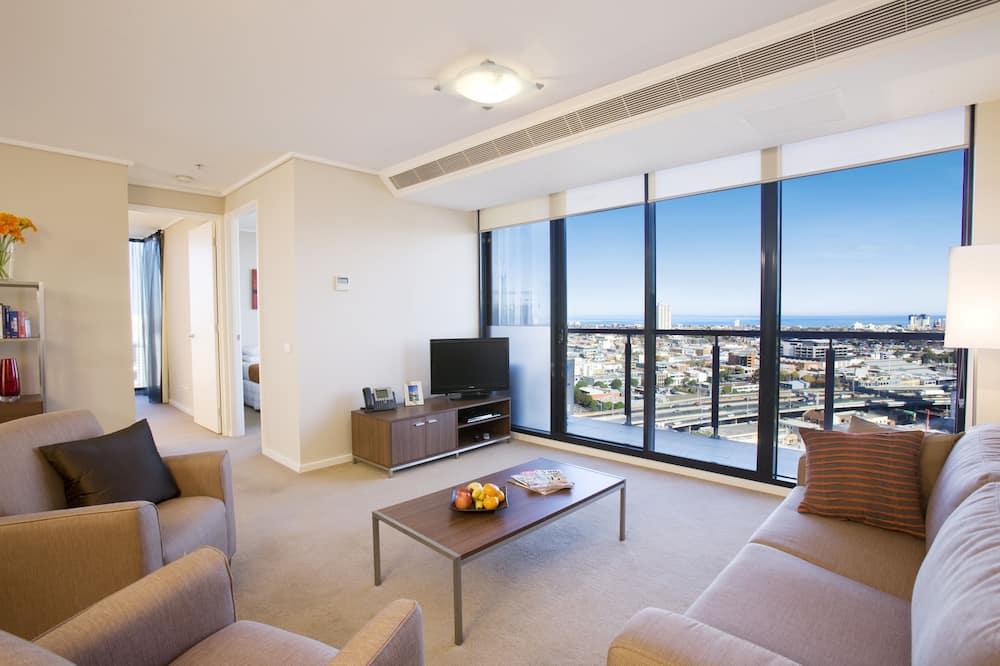 Apartment, 2Schlafzimmer (1 Bathroom ) - Wohnbereich