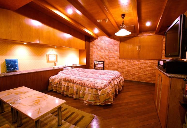 東大阪午睡海獺飯店 - 僅供成人入住, 東大阪, 標準雙人房, 吸煙房, 客房